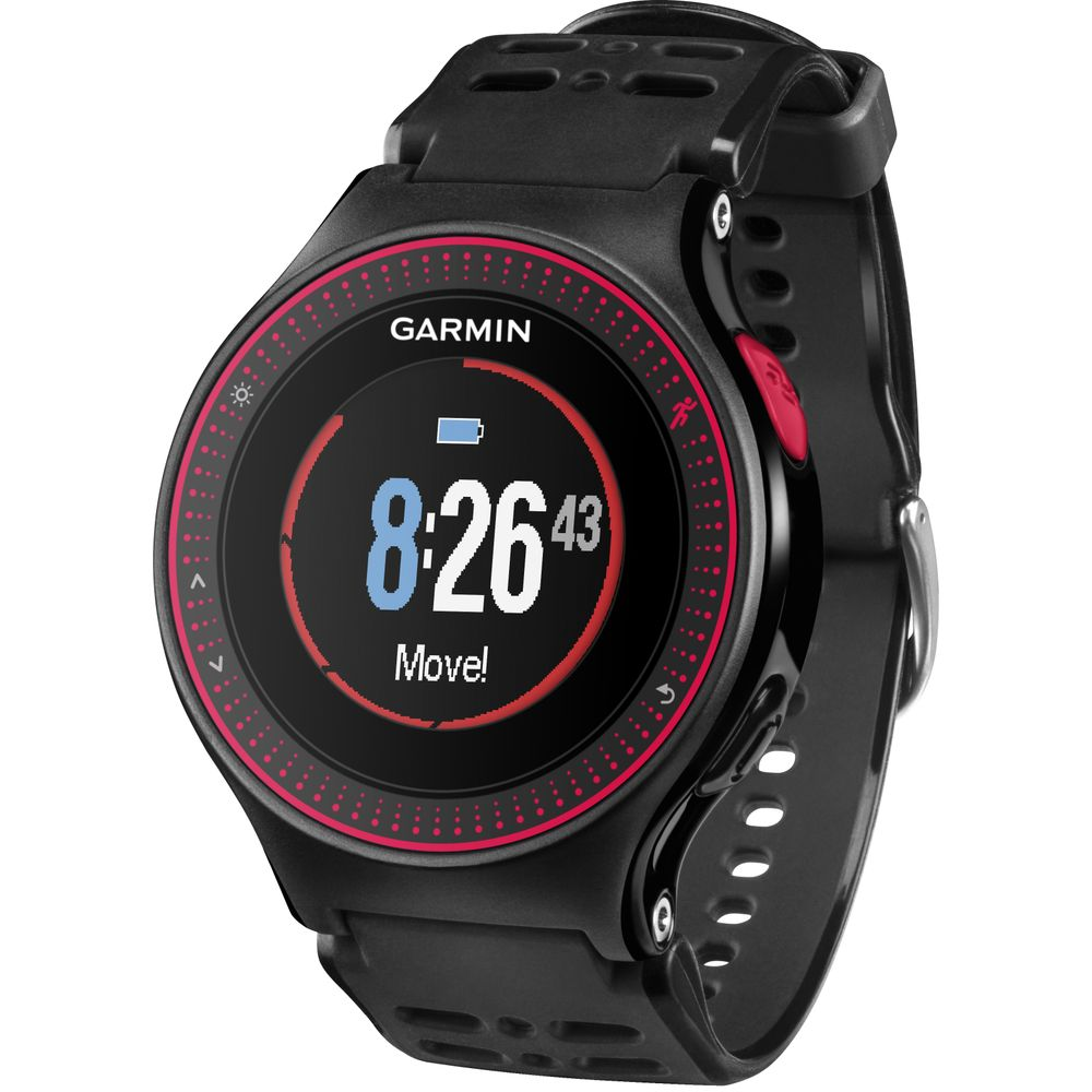 garmin forerunner 225 youtoocanrun. Black Bedroom Furniture Sets. Home Design Ideas