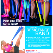 proxima Resistance exercise Bands